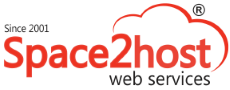 Space2host Logo